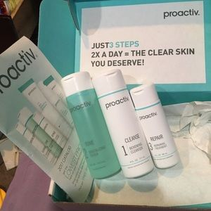 - 90 day Supply (6fl oz) of Proactive